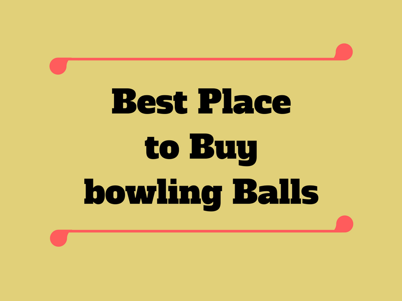 Best place to buy bowling balls