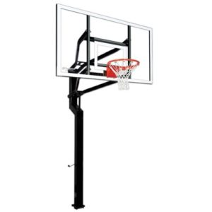 how to take apart spalding basketball hoop