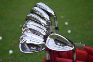 Taylormade M2 irons 2017 review